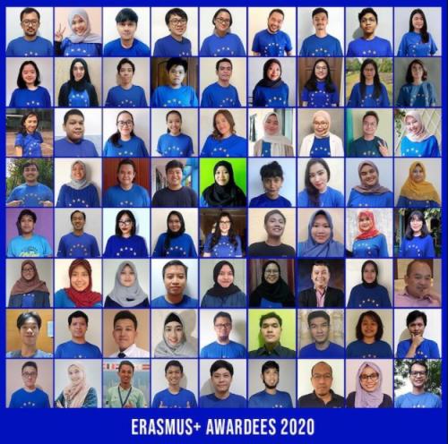 Erasmus+ Awardee