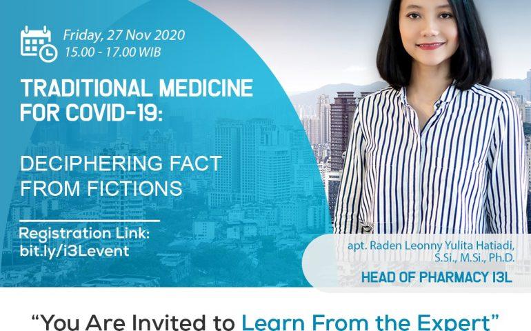 Pharmacy Webinar November 2020