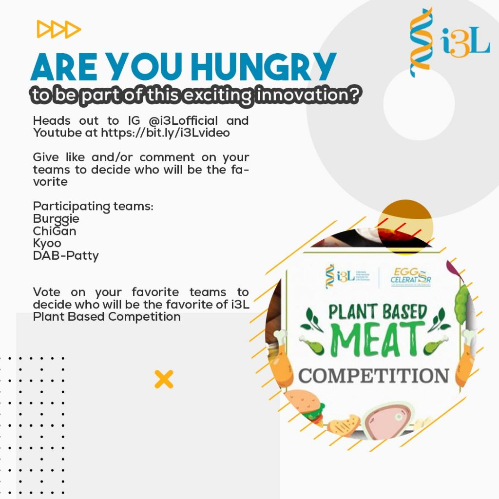 vote for plant based competition