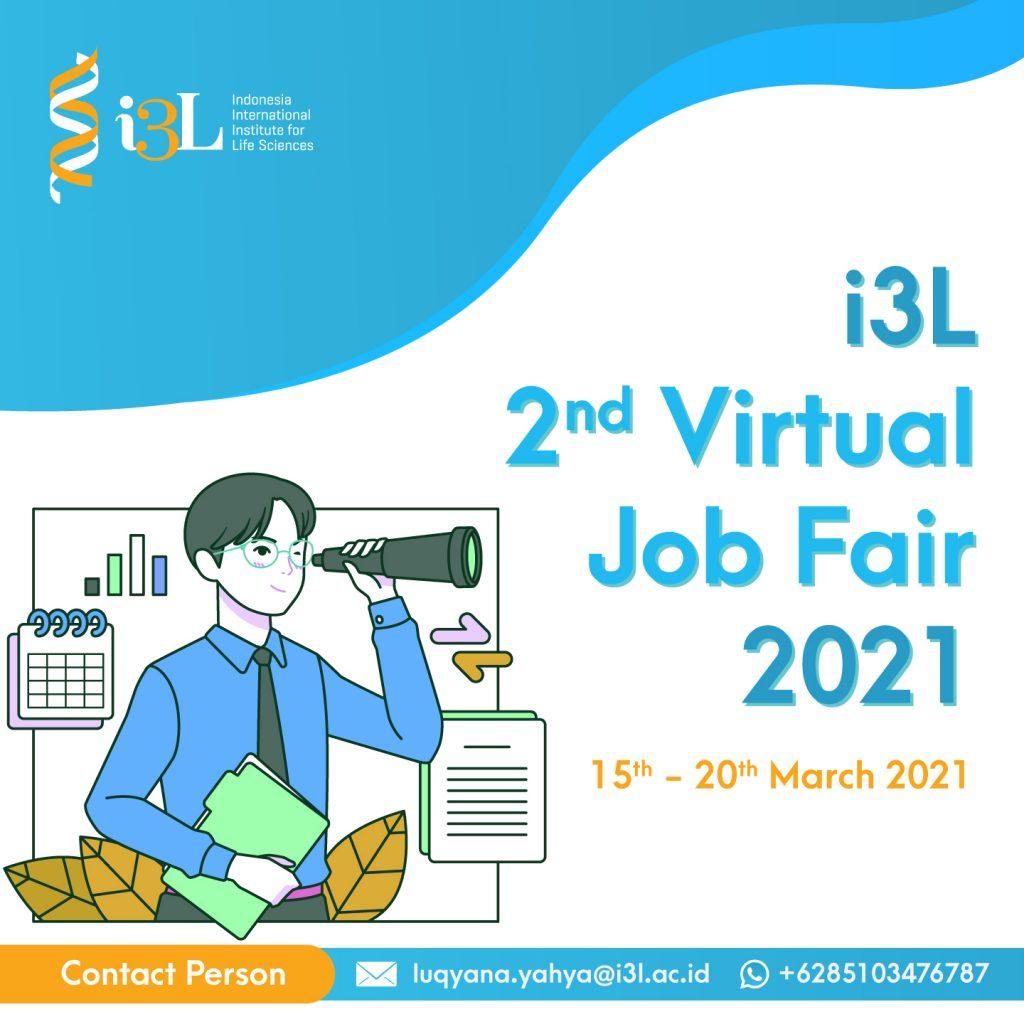 i3L Virtual Job Fair 2021
