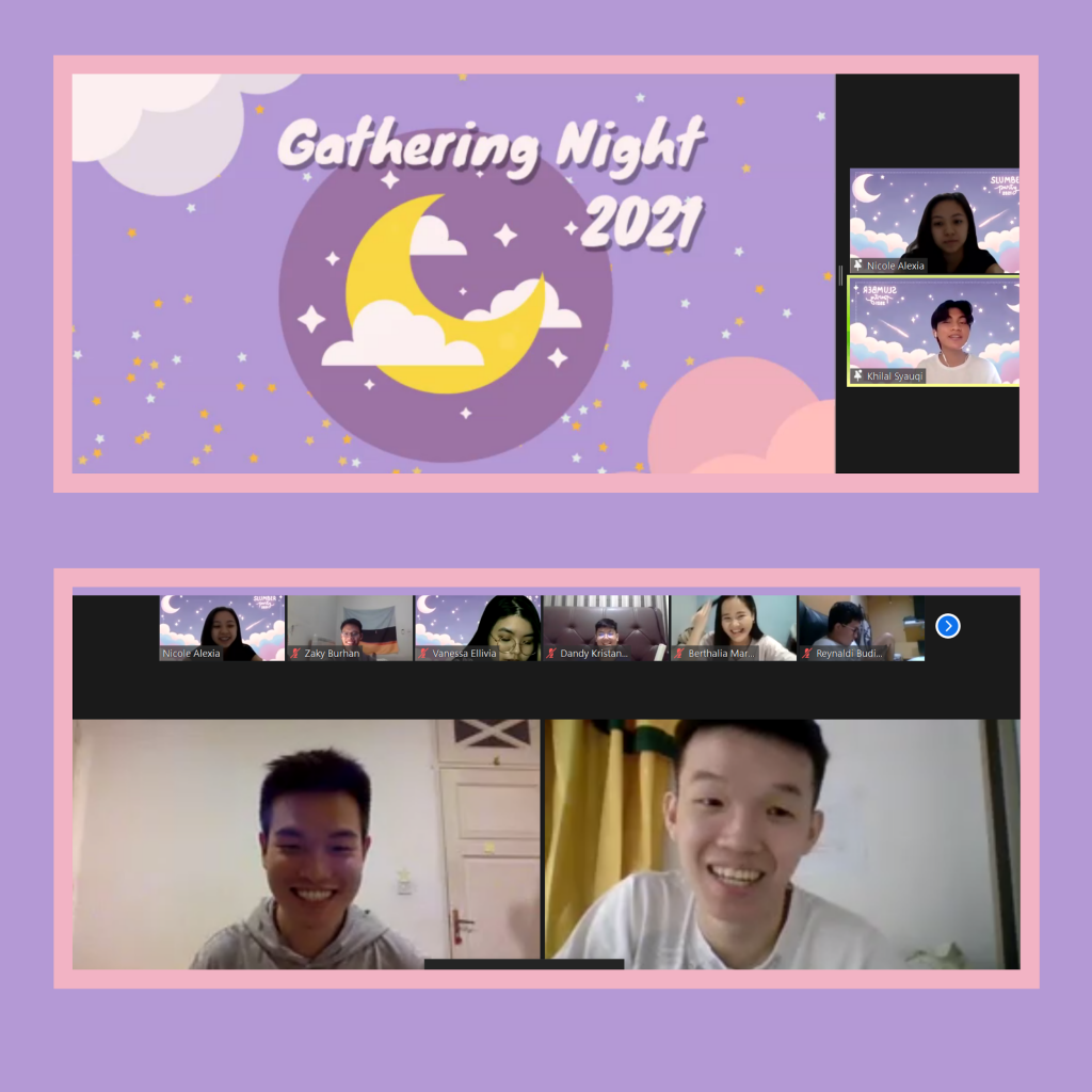 Gathering Night 2020 Slumber Party