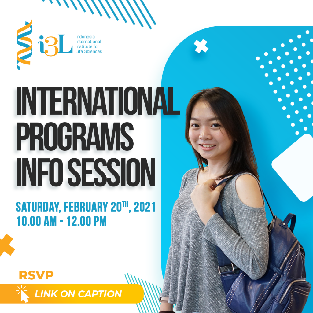 i3L International Opportunities Info Session