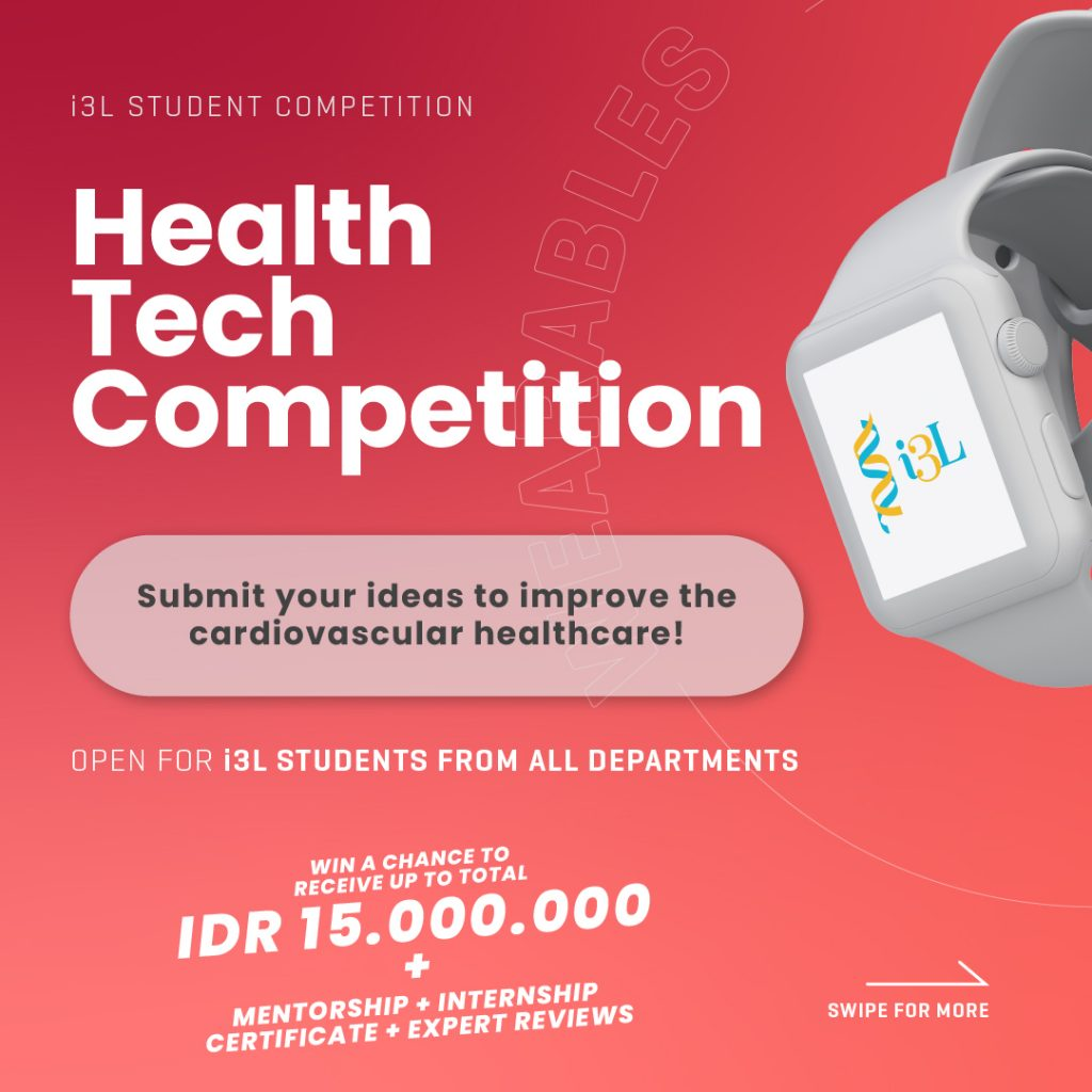 Health Tech Competition i3L