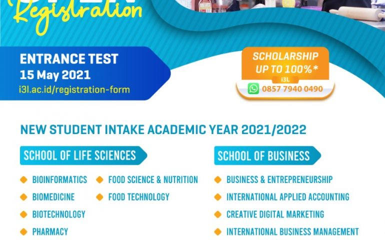 International Campus Jakarta Entrance Test