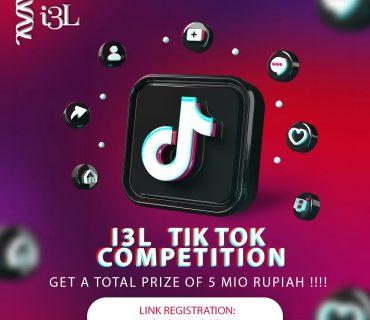 i3L Tiktok Competition