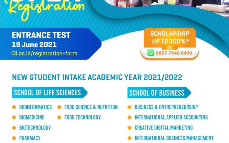 i3L School of Life Science June