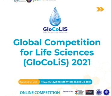 Download Guidebook at Glocolis.or.id Global Competition for Life Sciences 2021 is Open For All High Schoolers and University Students!