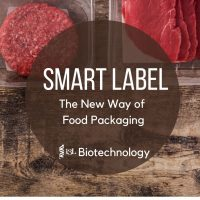 SMART LABEL: The New Way of Food Packaging