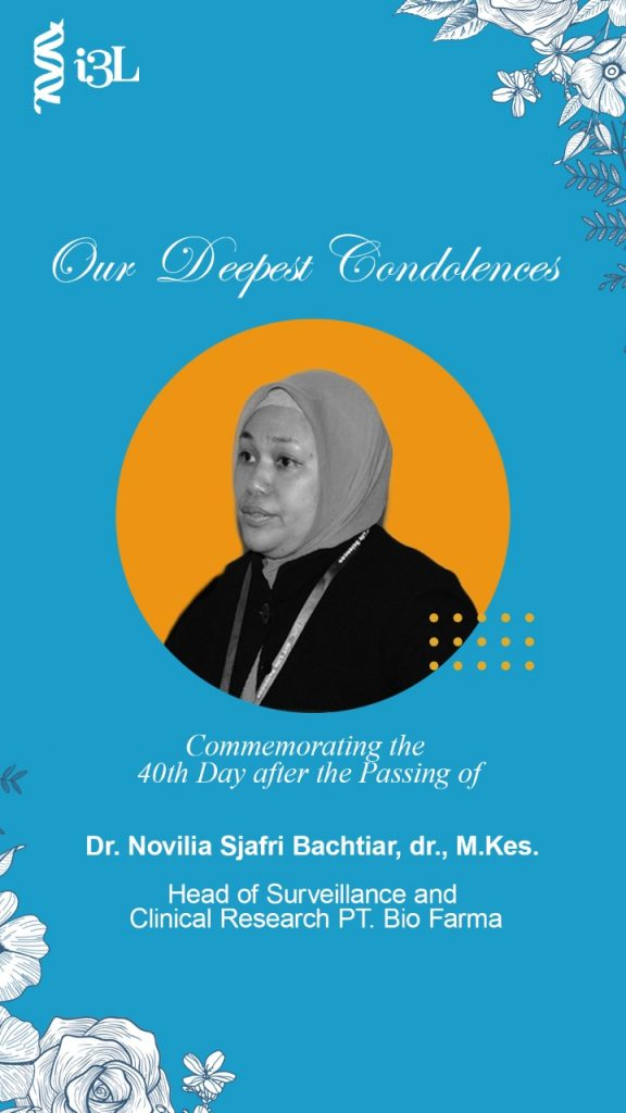 Commemorating the 40th Day after the Passing of Dr. dr. Novilia Sjafri Bachtiar, M.Kes.