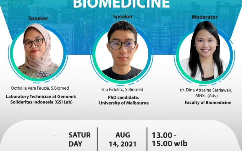 What Can You Do With Biomedicine